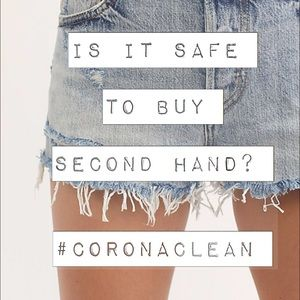 Q: IS IT SAFE TO BUY SECOND HAND? ANSWER...